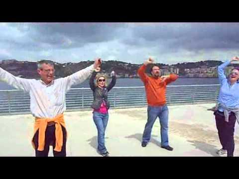 Giornata Mondiale della risata per la pace   Napoli 01 05 2011