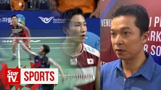 Taufik: I've not seen Lee Zii Jia's famous backhand smash!
