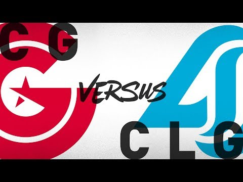 CG vs. CLG - Week 2 Day 2 | NA LCS Summer Split | Clutch Gaming vs. Counter Logic Gaming (2018)