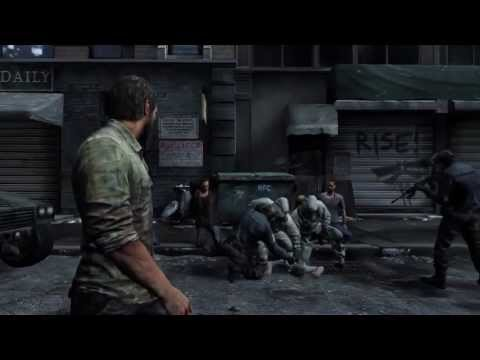 The Last of Us - the Infected trailer The Last of Us