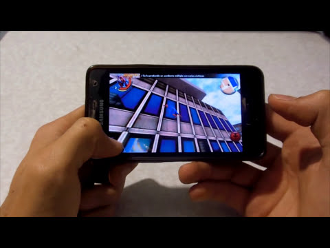 The amazing spider man para android (apk + datos SD)
