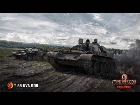 Рак берет мастера на т-55а