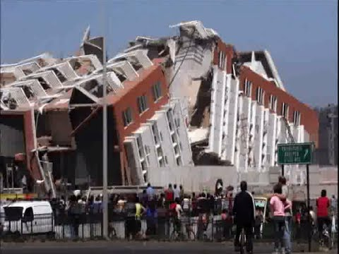 Chile Earthquake and Tsunami Prophecy-Dr. Owuor.mp4