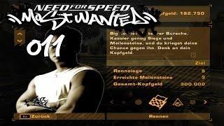 Let's Play NFS Most Wanted (2005) #11 - Sieg um Sieg!! [Deutsch/FullHD] - Need for Speed