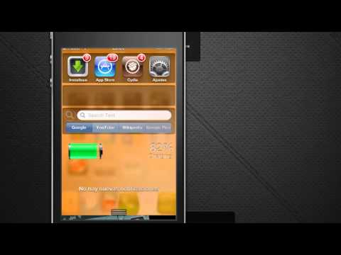 Mejores tweaks aplicaciones Cydia Vol.4. Iphone Ipod ipad