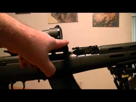 SKS Choate Tool Scope Mount