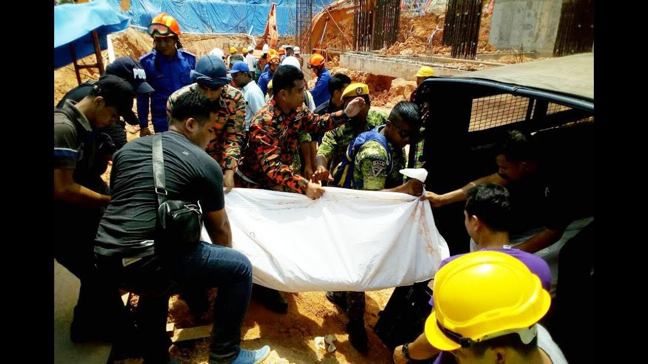 Body of third victim found in Tanjung Bungah landslide