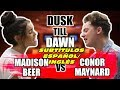 Dusk Till Dawn sub. español e ingléslyrics(Conor Maynard ft Madison Beer Mashup)