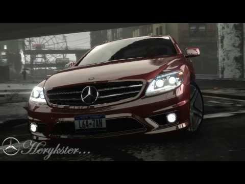 GTA 4 Mercedes-Benz CL 65 Environment V5 /Extreme Graphics /RealizmIV /Enb series