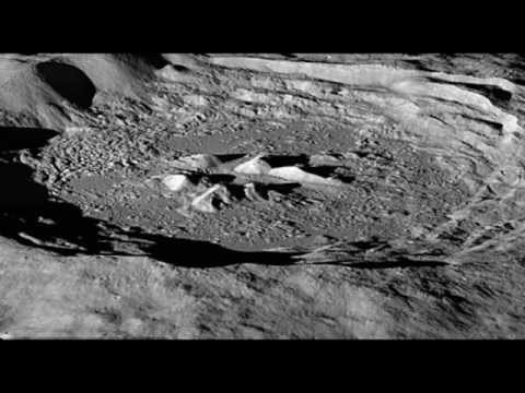 Moon Water: Discovery of Hydrogen Craters May Signal the Presence of Lunar H2O