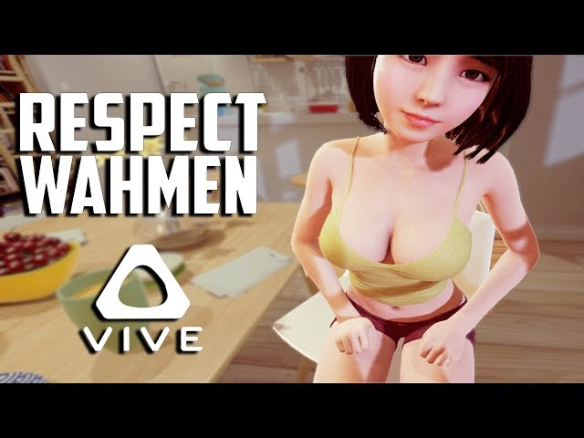 HOW TO RESPECT WAHMEN IN VR • TOGETHER VR - HTC VIVE GAMEPLAY thumbnail