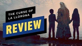 The Curse of La Llorona - Movie Review