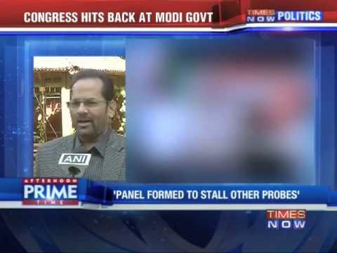 Salman Khurshid's dig at Narendra Modi