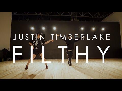 Cover Lagu Justin Timberlake - Filthy | @mikeperezmedia Choreography