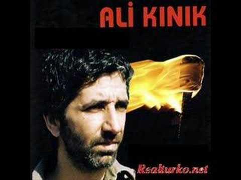 Ali Kınık - Eşkiyaya çıktı adım (İsyan Şarkıları 2008)