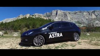 Essai Nouvelle Opel ASTRA 2016