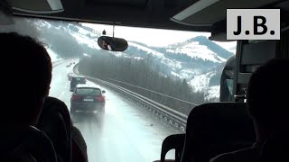 download lagu The Road From Salzburg To Zell Am See, Austria gratis