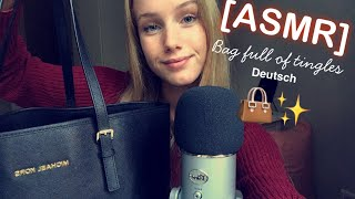 [ASMR] BAG full of TINGLES ✨ german/deutsch |RelaxASMR