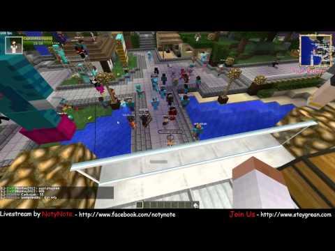 Minecraft - ประมูลอะไรกันนานๆ เบลอเลย -0- (5/2/2558)