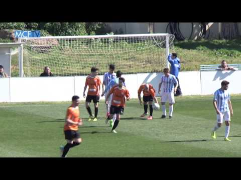 Atlético Malagueño 1 - 0 Antequera CF (partido completo)