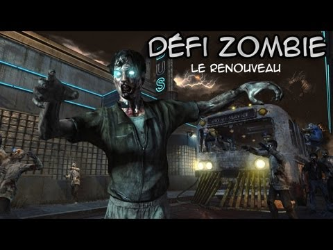 Un Zombie peu ordinaire sur Black Ops 2 | Votre dfi pour la KoD #1