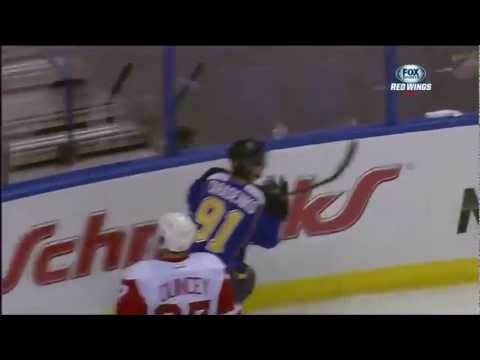 NHL - St Louis Blues - Tarasenko nice goal 1/19/13