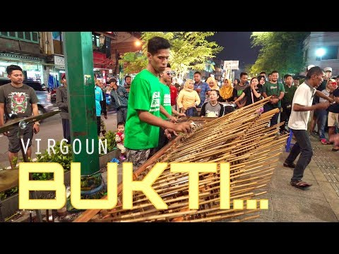 BUKTI VIRGOUN - Angklung Malioboro (Lihat Lebih Dekat) Carehal Cover Dangdut Koplo