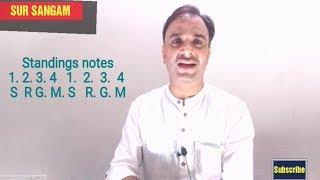 हारमोनियम की संगत तबले या ढोलक के साथ कैसे बिठायें - बेहद आसान तरीका | harmonium notes in hindi
