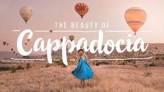 THE BEAUTY OF ◬ CAPPADOCIA ◬  Hot Air Balloons - TURKEY