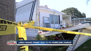 Largo waives permit fees to speed up post Irma cleanup