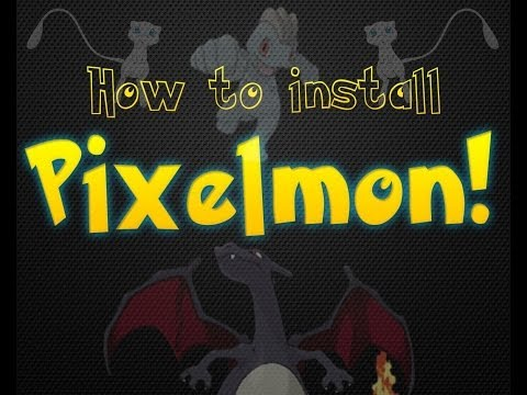 How to join a PixelMon Server + Downloads 1.7.10