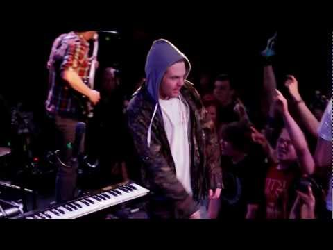ENTER SHIKARI - System / Meltdown [Live in London. Feb 2012]