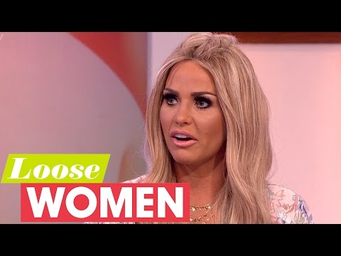 Katie Price On Messaging Oscar Pistorius Before His Trial | Loose Women