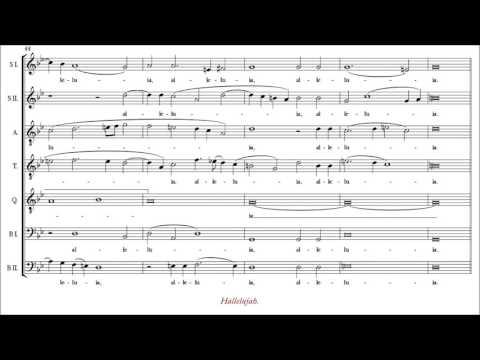 Thomas Tallis - Loquebantur variis linguis