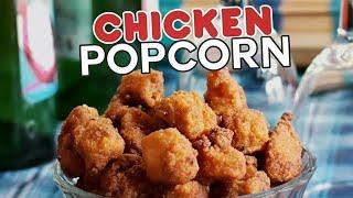 Chicken Popcorn Recipe | How to make Chicken Popcorn | Yummy Nepali Kitchen
