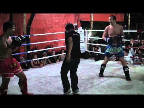 BBQ Beatdown #39 Tom (Australia) vs Freddy (UK) @ Tiger Muay Thai