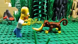 "LEGO Simpsons ""Camping"" 4"