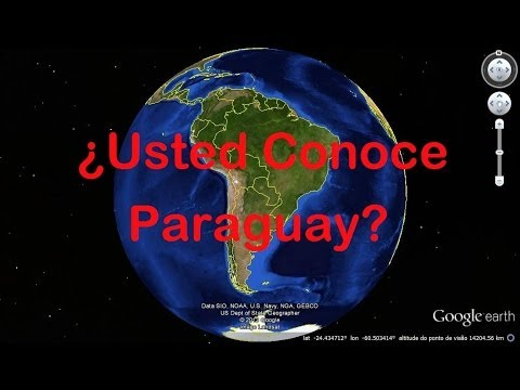 ¿Usted Conoce Paraguay?
