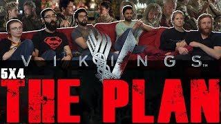 Vikings - 5x4 The Plan - Group Reaction