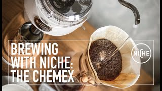 How To Make The Very Best Chemex With The Niche Zero Coffee Grinder