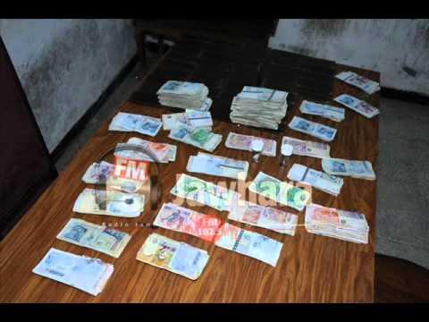 شرطة العدلية بسوسة : حجز 25 الف دينار و 4كغ مخدرات