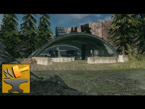Halo 4 Forge Maps - The Hunger Games