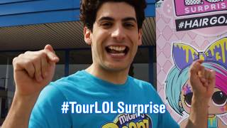 LOL Surprise!   Mighty Beanz   ¡Participa en el #TourLOLSurprise!
