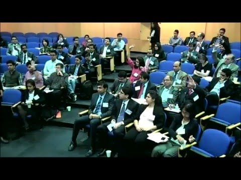 Addressing India Business Conference, Columbia University, New York (Video Conference 2 April 2016)
