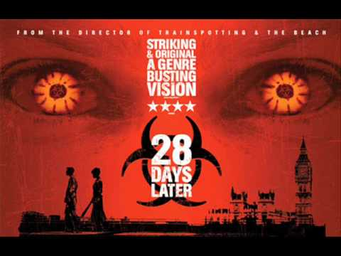 28 Days Later Soundtrack - An Ending (Brian Eno)