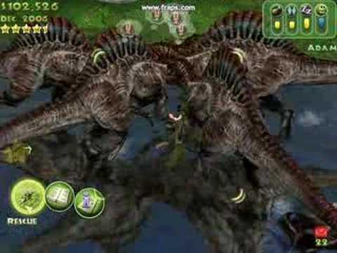 Jurassic Park Operation Genesis~COCO Jambo!!!!!!!!!!!!!!