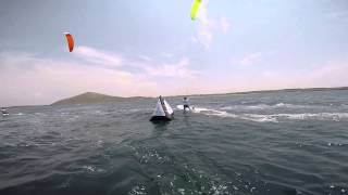 2015 Formula Kite European Championships Day 3 HD
