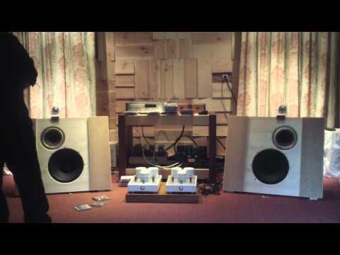 musical affairs: Field coil Open Baffle Loudspeaker #12