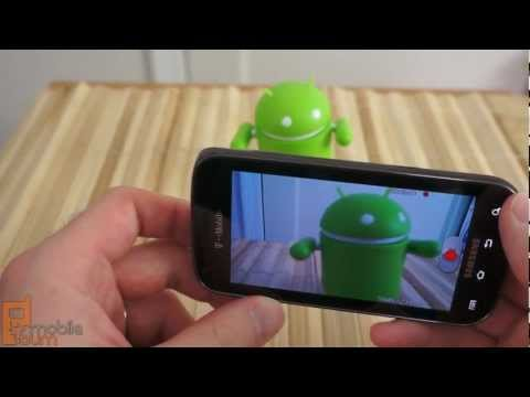 Samsung Galaxy S Blaze 4G (T-Mobile) smartphone review