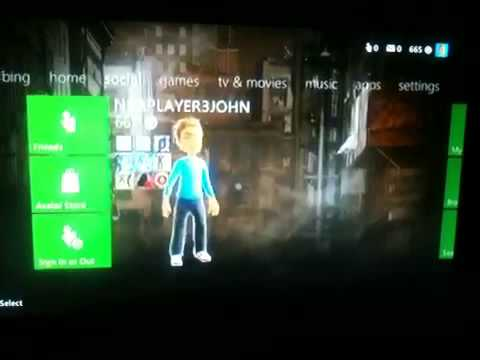 how to delete xbox360 account